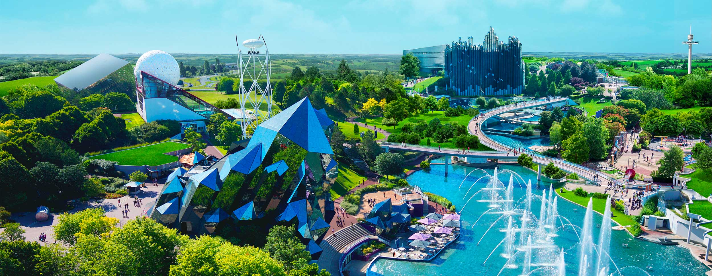 Parc du Futuroscope - ©Momentum Production